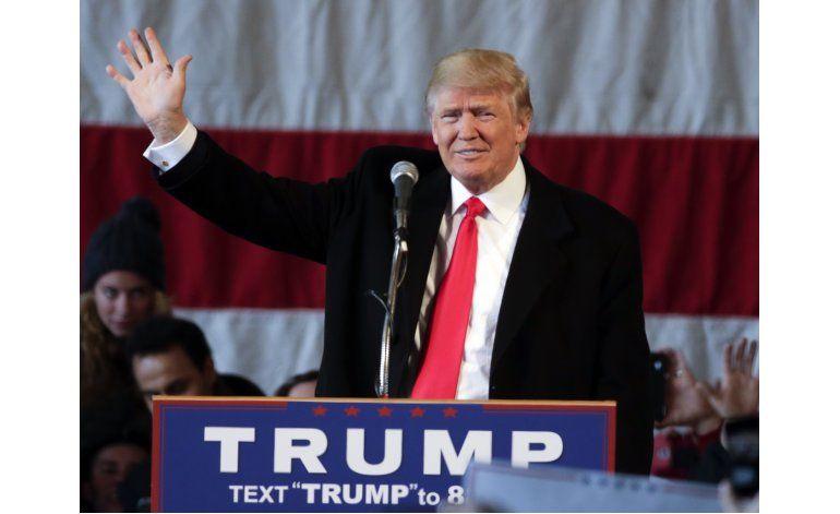 Biografía exhaustiva de Trump aparecerá 23 de agosto
