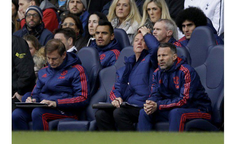 Van Gaal cavila sobre la decisión que lo llevó al United
