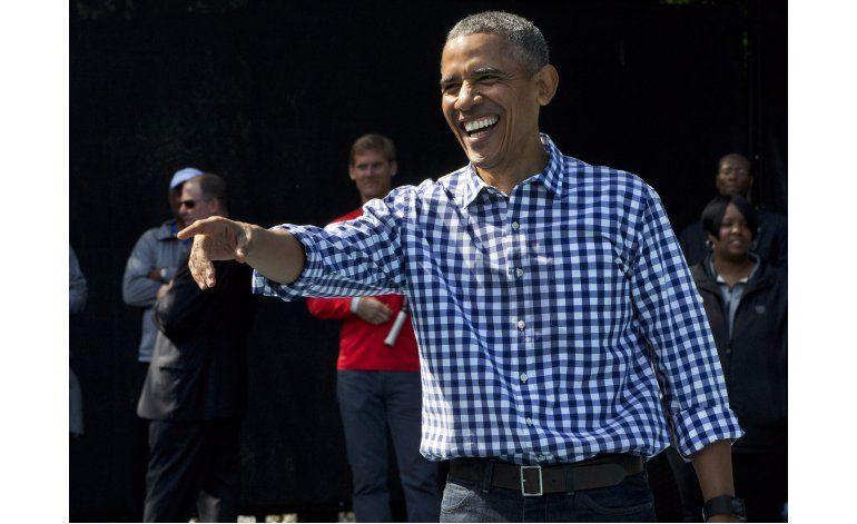 Sondeo: Aumenta opinión favorable de Obama por economía
