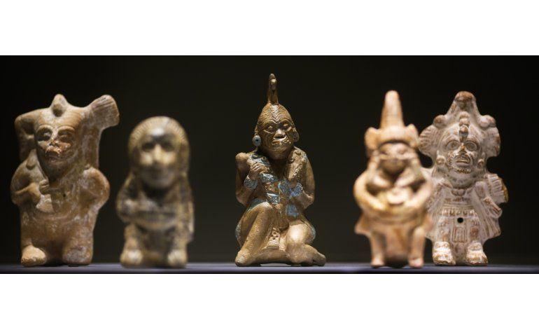 Cuerpo, animales y dioses: arte maya se exhibe en Alemania
