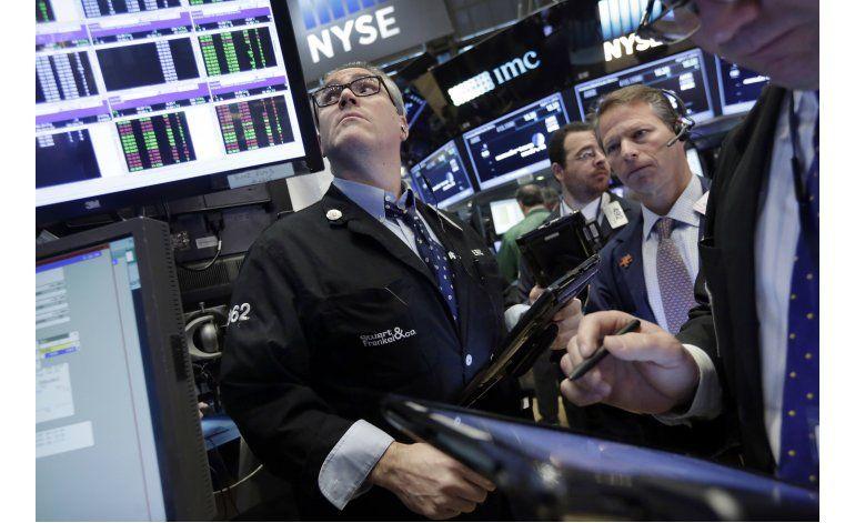 Bolsa de Valores de NY termina casi sin cambios