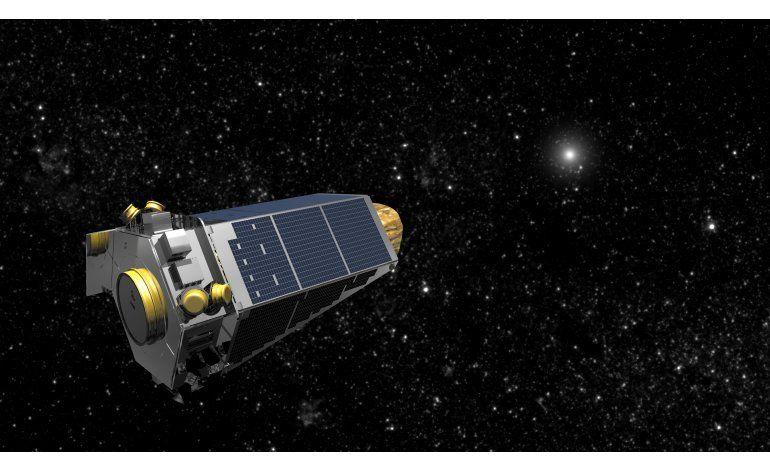 NASA logra rescatar a la sonda exploradora Kepler