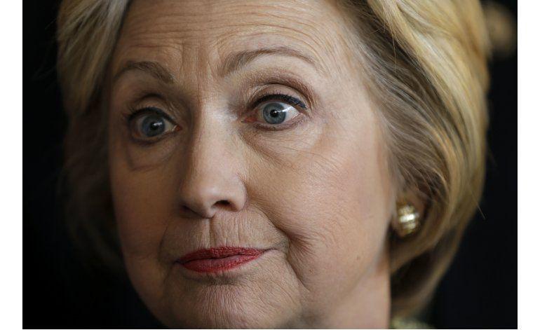 LO ULTIMO: Clinton: Sanders no está preparado