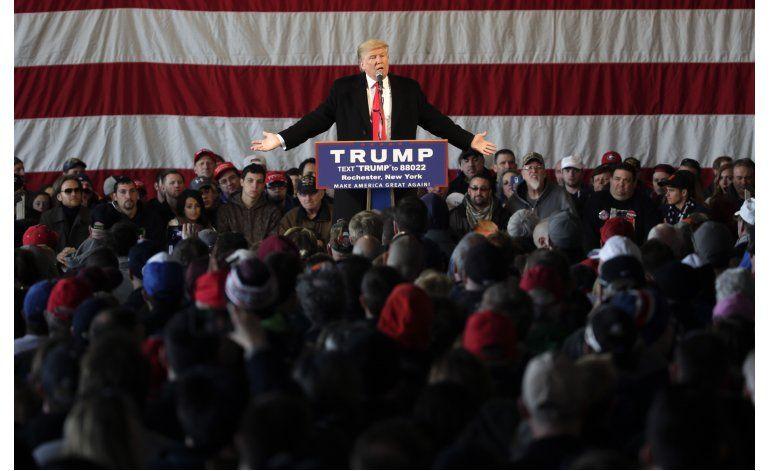 Ivanka y Eric Trump no podrán votar en primarias de NY