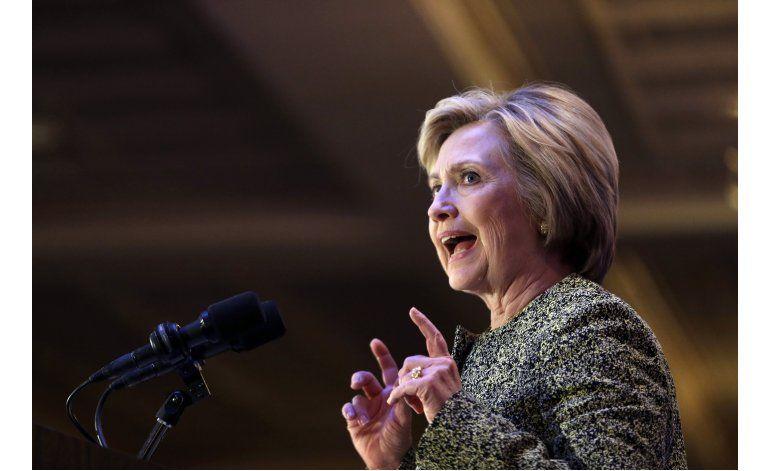Con Nueva York en mente, demócratas cruzan nuevos ataques