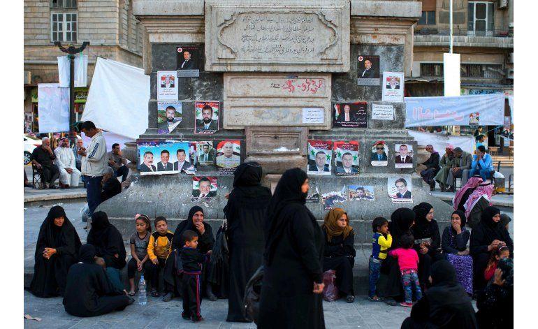 Gobierno sirio lanza ofensiva al sur de Alepo