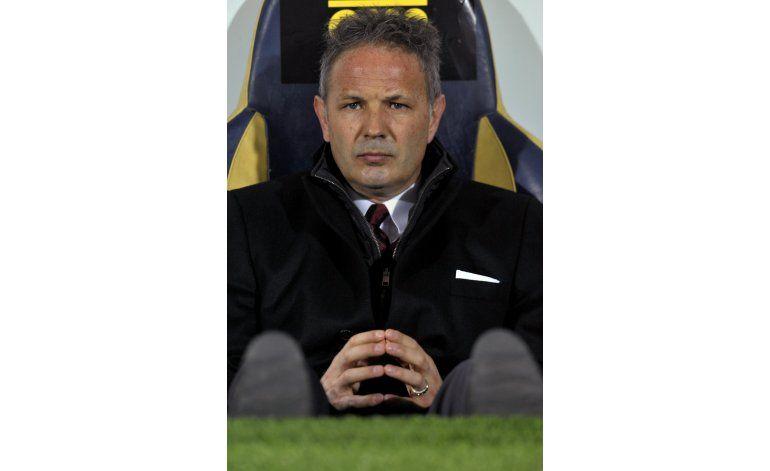 Milan despide a su técnico Mihajlovic