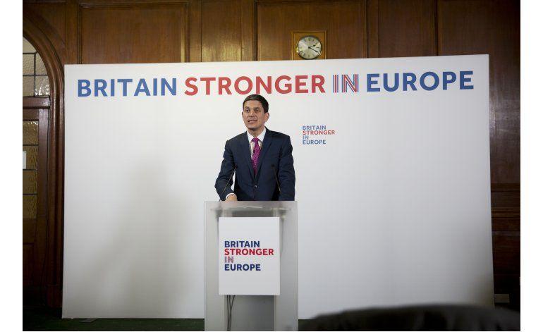 FMI: Salida británica de la UE tendría consecuencias graves