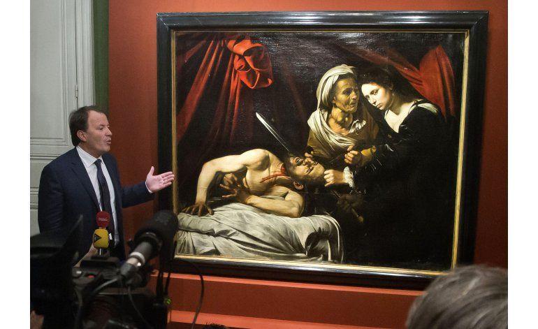 Hallan posible Caravaggio en un ático en Francia