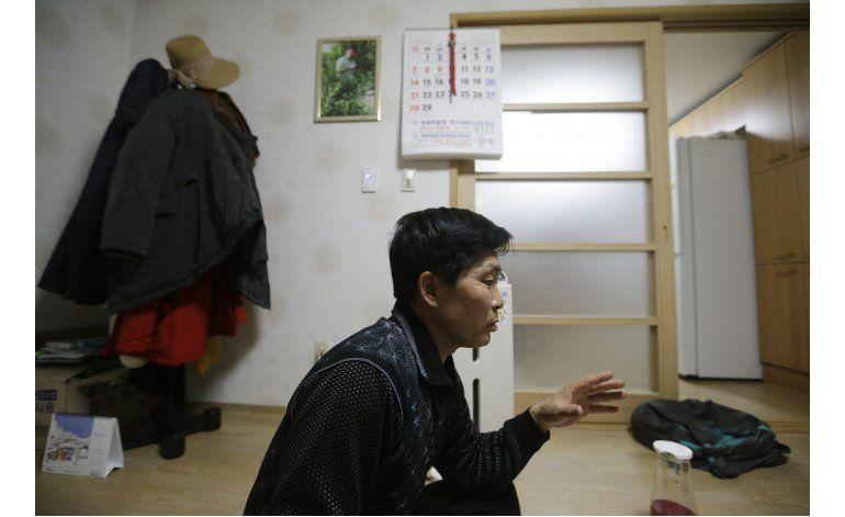 Norcoreanos prefieren penurias que regresar a su país