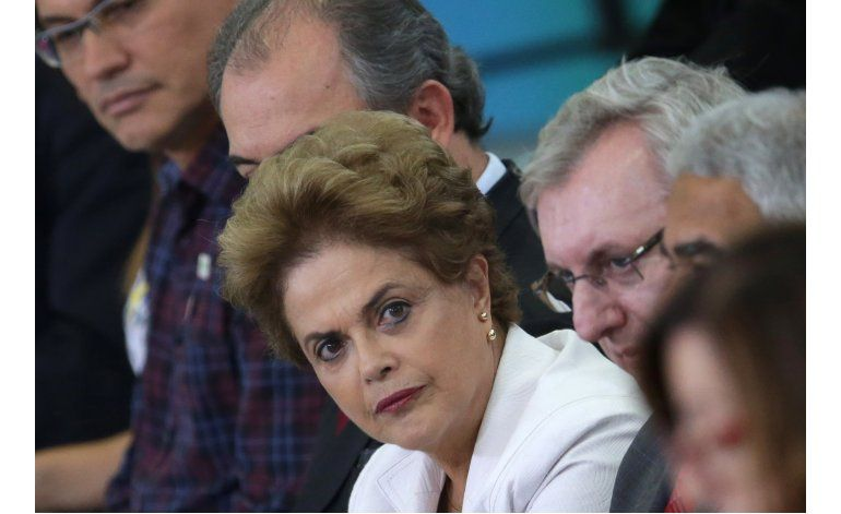 Brasil: Exsenador detenido por presunta corrupción