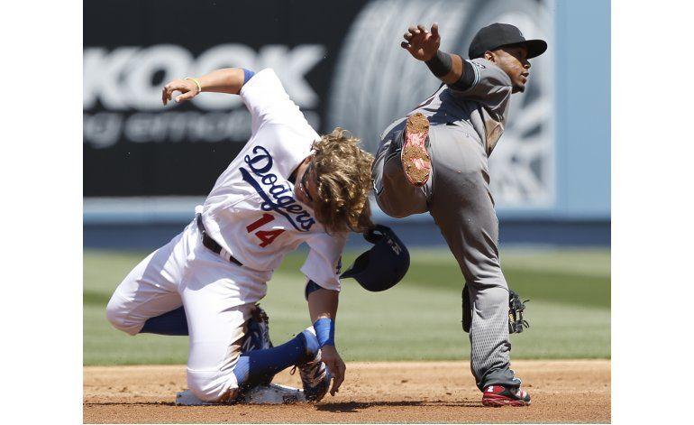 Con jonrón de Goldschmidt, Diamondbacks superan a Dodgers