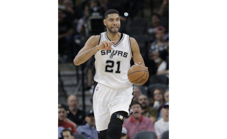 Spurs igualan la mejor temporada como locales en la historia