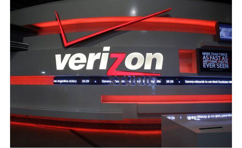 Empleados de Verizon en huelga por falta de contrato