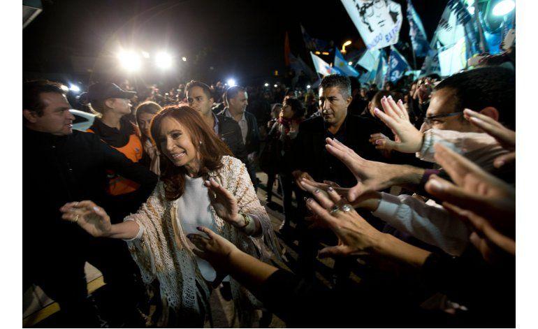 Fernández se cree víctima de la justicia y critica a Macri