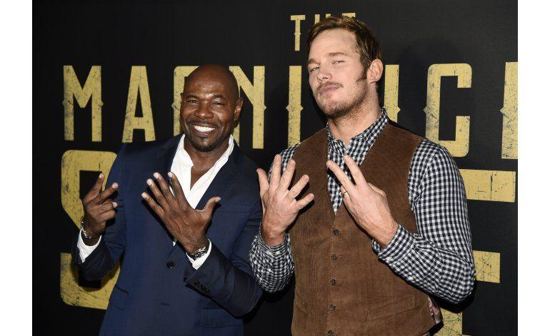Pratt, Lawrence y Spider-Man animan CinemaCon