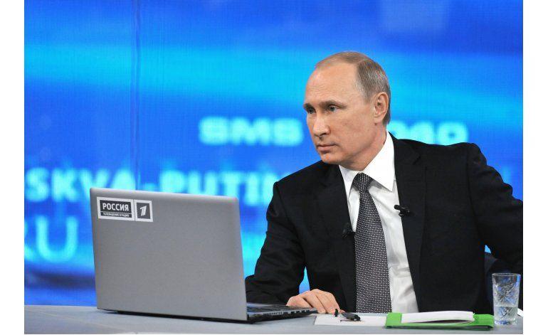 Rusos están preocupados por la economía