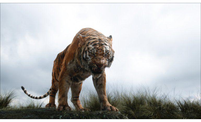 Reseña: El libro de la selva, una gran experiencia visual