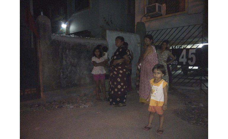 Fuerte terremoto en Mianmar, se siente hasta en India