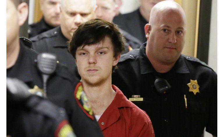 Joven con affluenza sentenciado a casi 2 años de cárcel