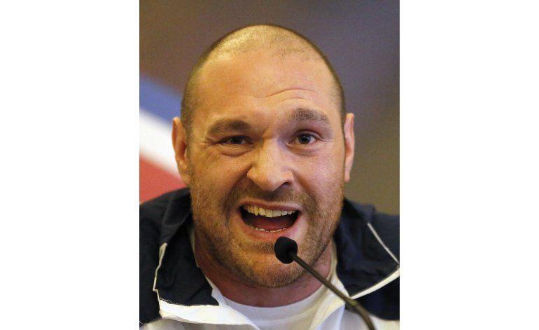 Fury: Sólo peleo con Klitschko por el dinero