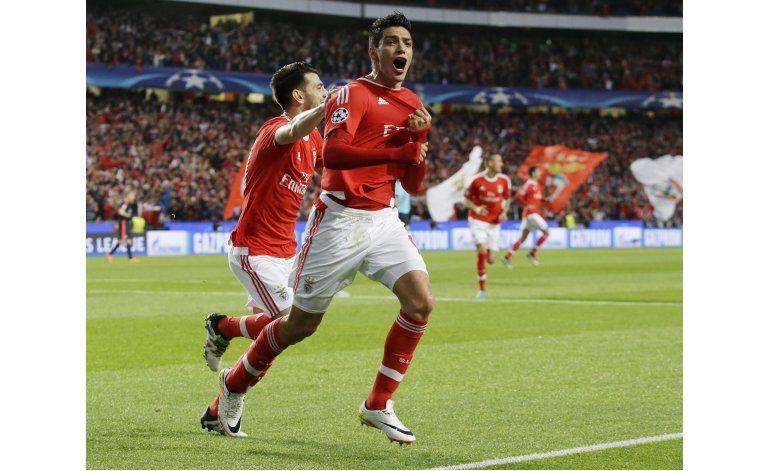 Bayern elimina a Benfica y avanza a semis de Champions