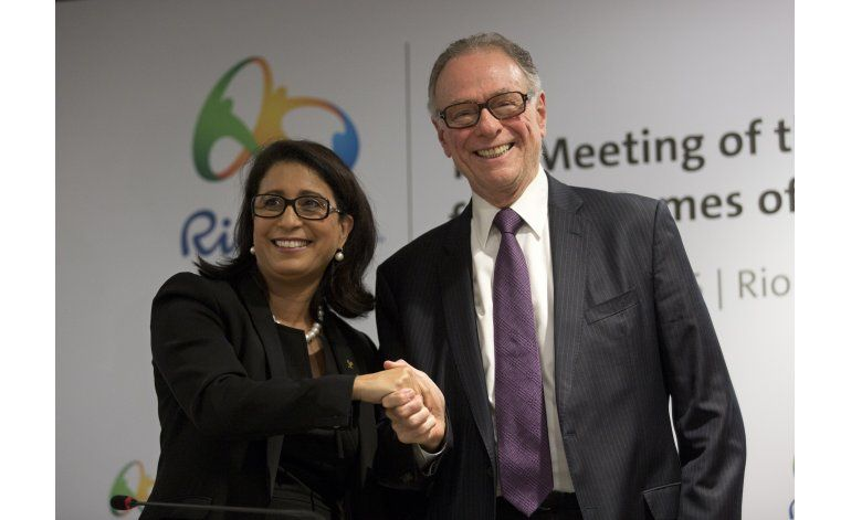 Crisis brasileña no afectará a Río 2016
