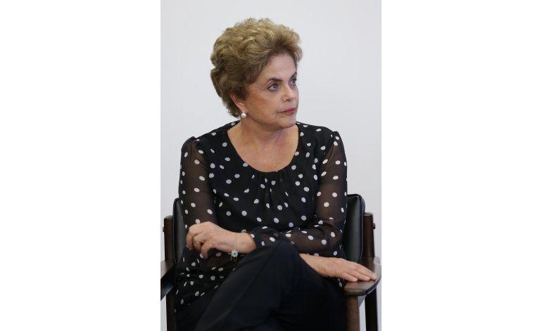 Disminuyen probabilidades de supervivencia de Dilma