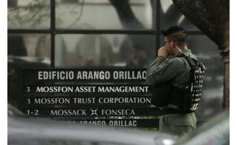 Fiscalía asegura jugosa información de Mossack Fonseca