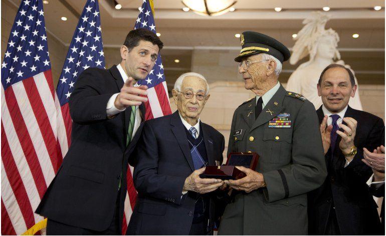 Congreso rinde homenaje al regimiento de los Borinqueneers