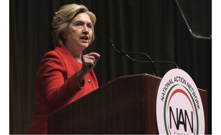 Sanders y Clinton, en reñida campaña por Nueva York