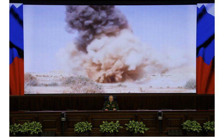 Bombas sobre Alepo alteran el diálogo de paz en Ginebra