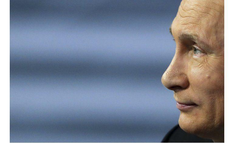 LO ULTIMO: Putin: Meldonio no mejora rendimiento deportivo