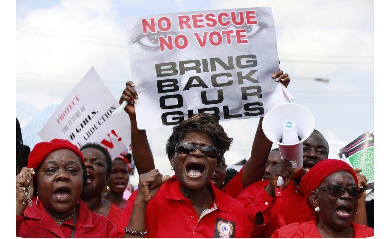 Marchas en toda Nigeria por las 200 chicas secuestradas