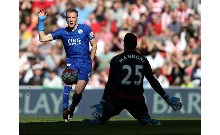 Leicester se topa con otro equipo sorpresa: West Ham
