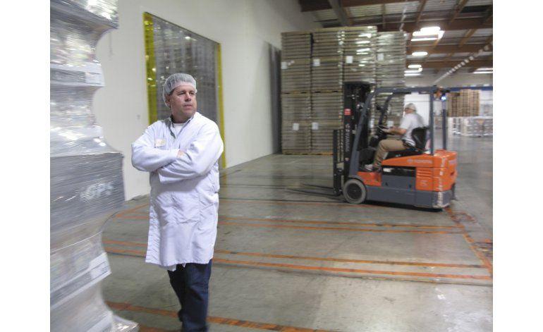 Robos de nueces producen pérdidas millonarias en California