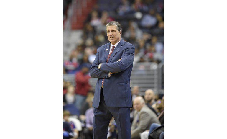 Wizards dejan partir a su entrenador
