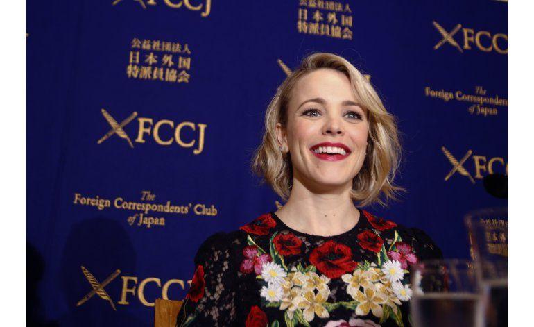 Rachel McAdams: los periodistas merecen reconocimiento