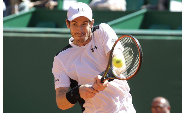 Nadal, Murray y Federer avanzan en Montecarlo
