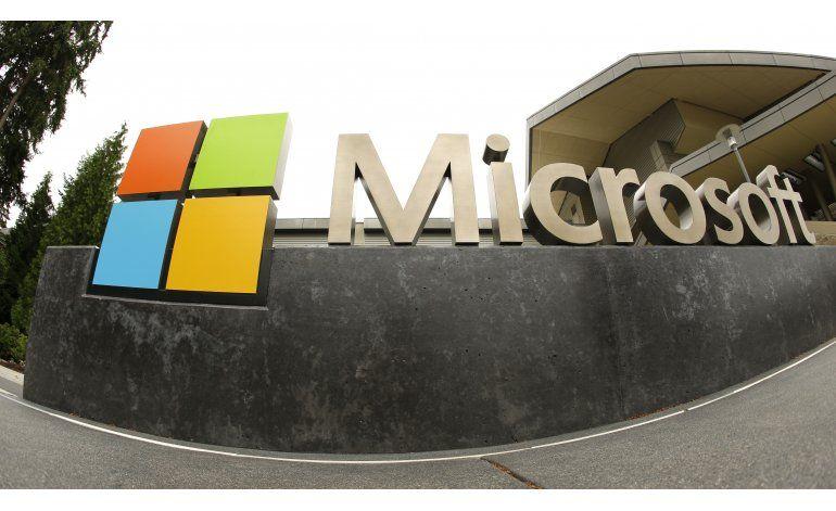 Microsoft demanda al gobierno de EEUU por pedidos de datos