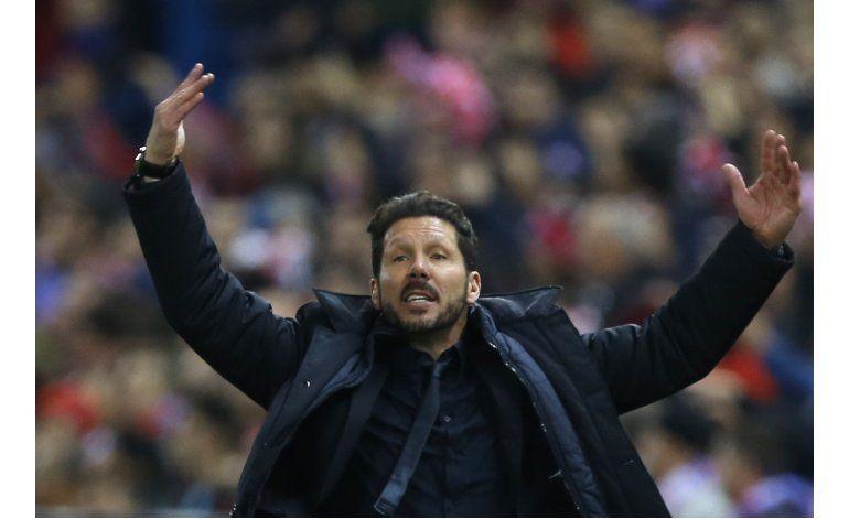 Atlético llega entonado a las semifinales de la Champions