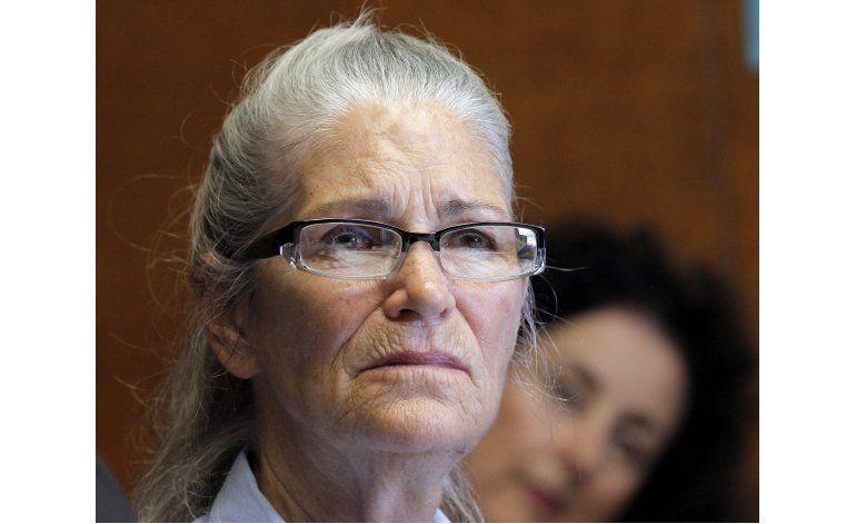 Autorizan libertad condicional a seguidora de Charles Manson