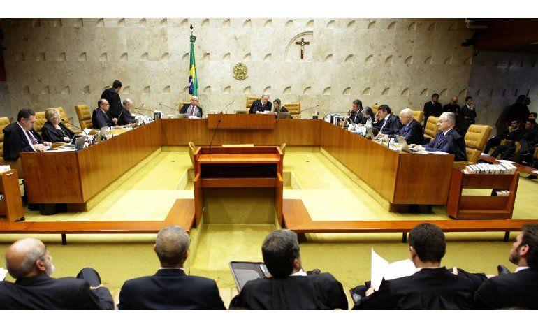 Brasil: Corte rechaza petición para frenar juicio político