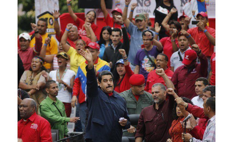 Maduro modificará el huso horario de Venezuela