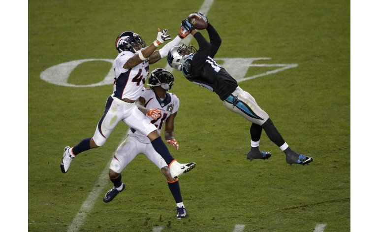 Revancha del Super Bowl: Panthers-Broncos abren la temporada