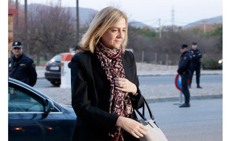 España: Acusador de infanta Cristina, detenido por policía
