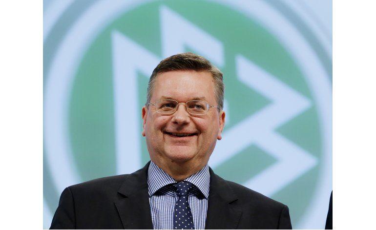 Federación alemana de fútbol elige nuevo presidente