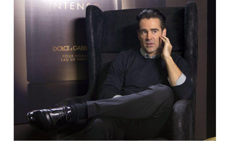 Colin Farrell visita México entre perfumes, langosta y magos