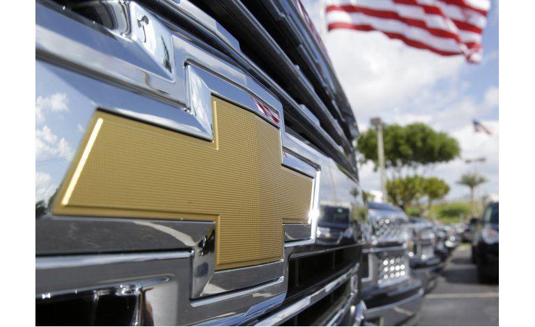 GM reparará más de un millón de camionetas por cinturón