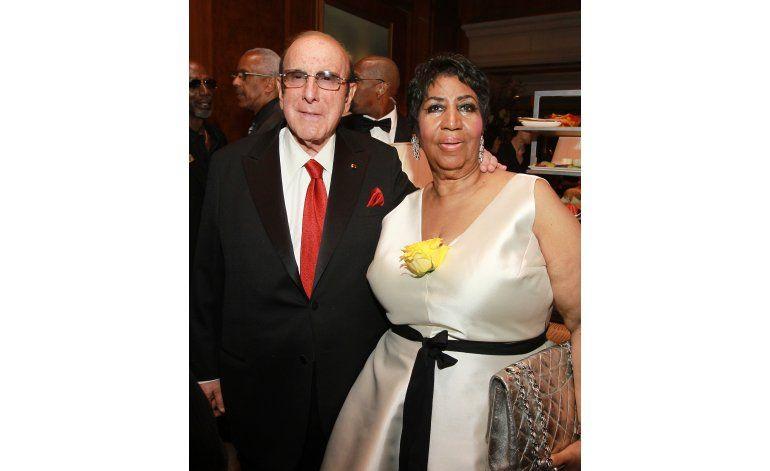 Aretha Franklin celebra su 74 cumpleaños en Manhattan